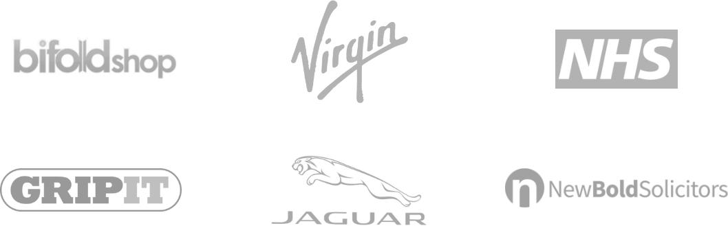 Brands we've helped